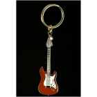 Guitar key chain
