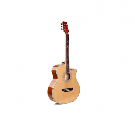 Electric acoustic guitar Smiger GN-10-N
