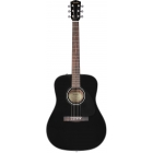 Fender CD60 DREAD-BK