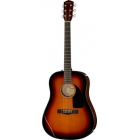Fender CD60 DREAD-SB