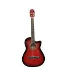Electic classical guitar Smiger  EC320-39E-RDS