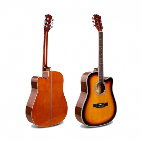 Electric acoustic guitar Smiger GAH 613 TS