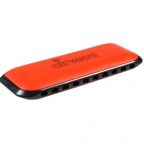 suzuki aw-1 red harmonica airwave red