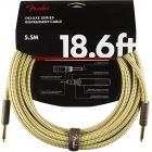 Fender Custom Shop Cable 18.6 tweed angled