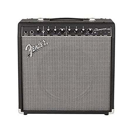 Amolifier Fender mustang 1